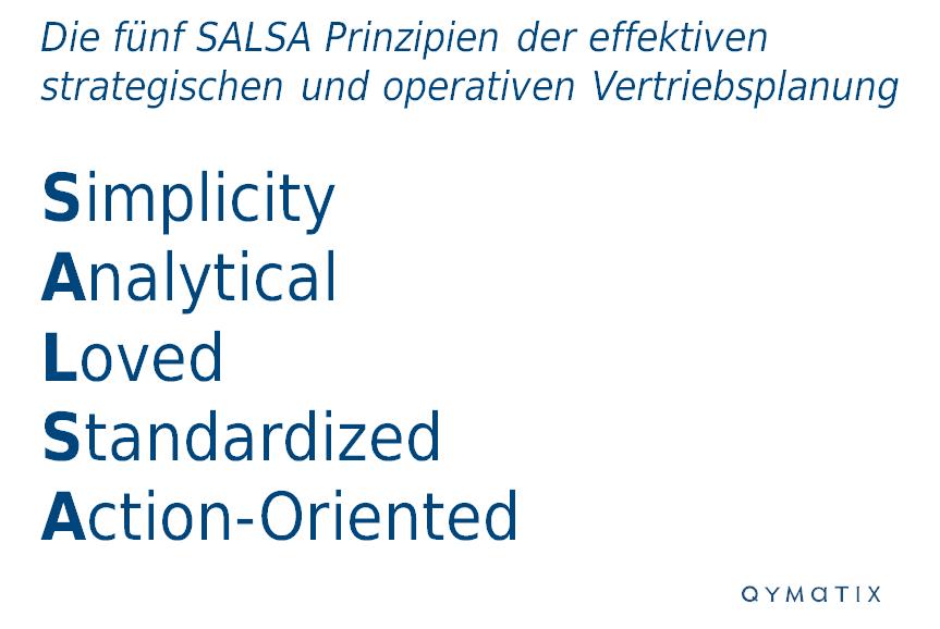 Prinzipien der effektiven strategischen und operativen Vertriebsplanung