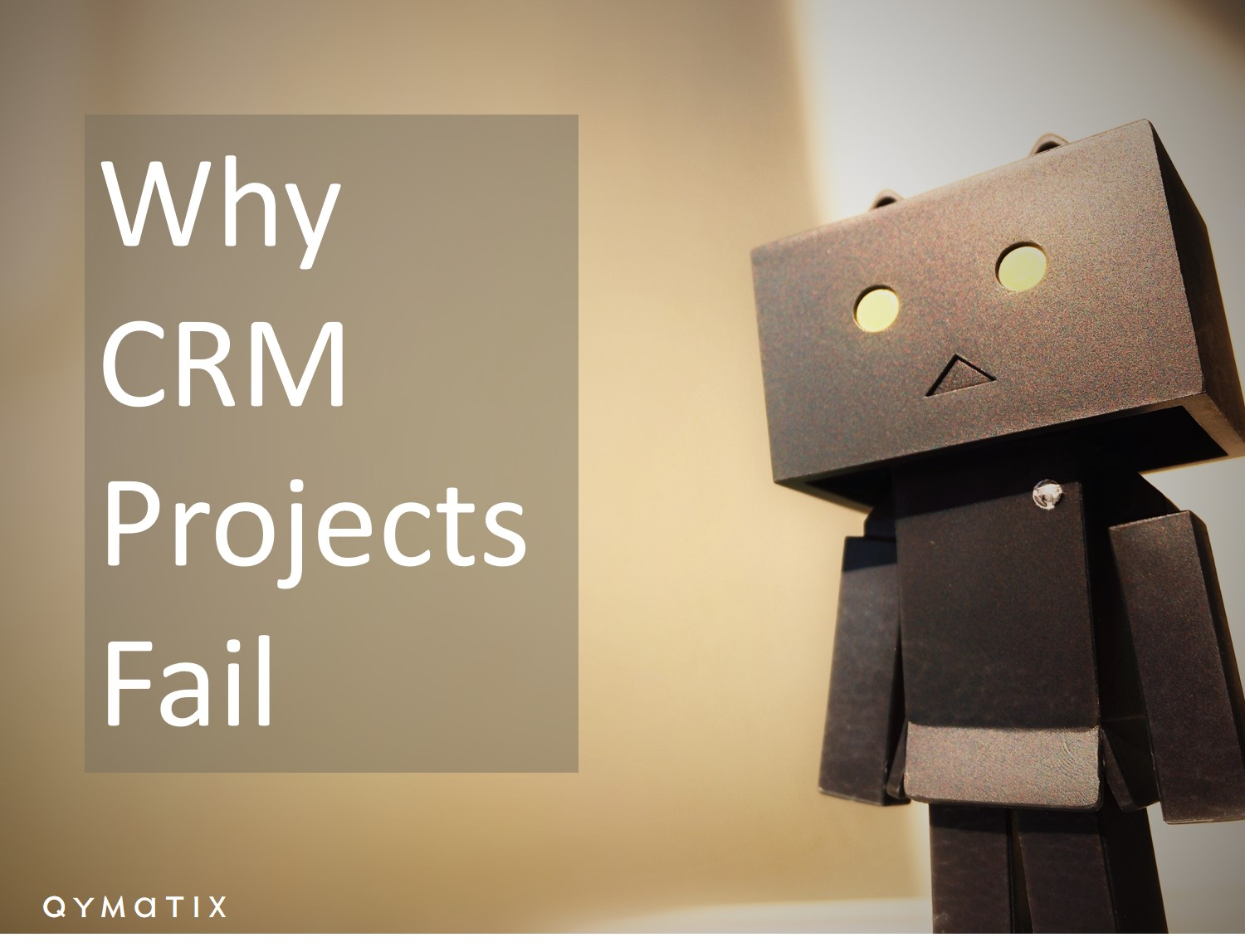 Why CRM Projects Fail