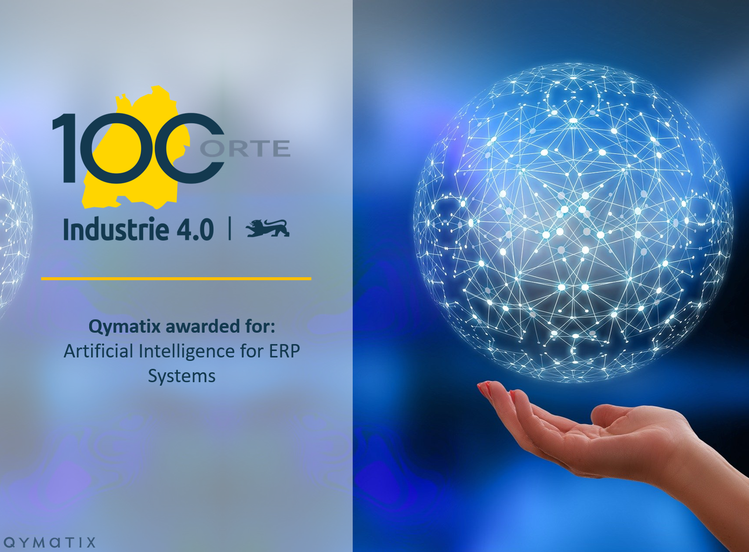 Qymatix Artificial Intelligence for ERP Systems