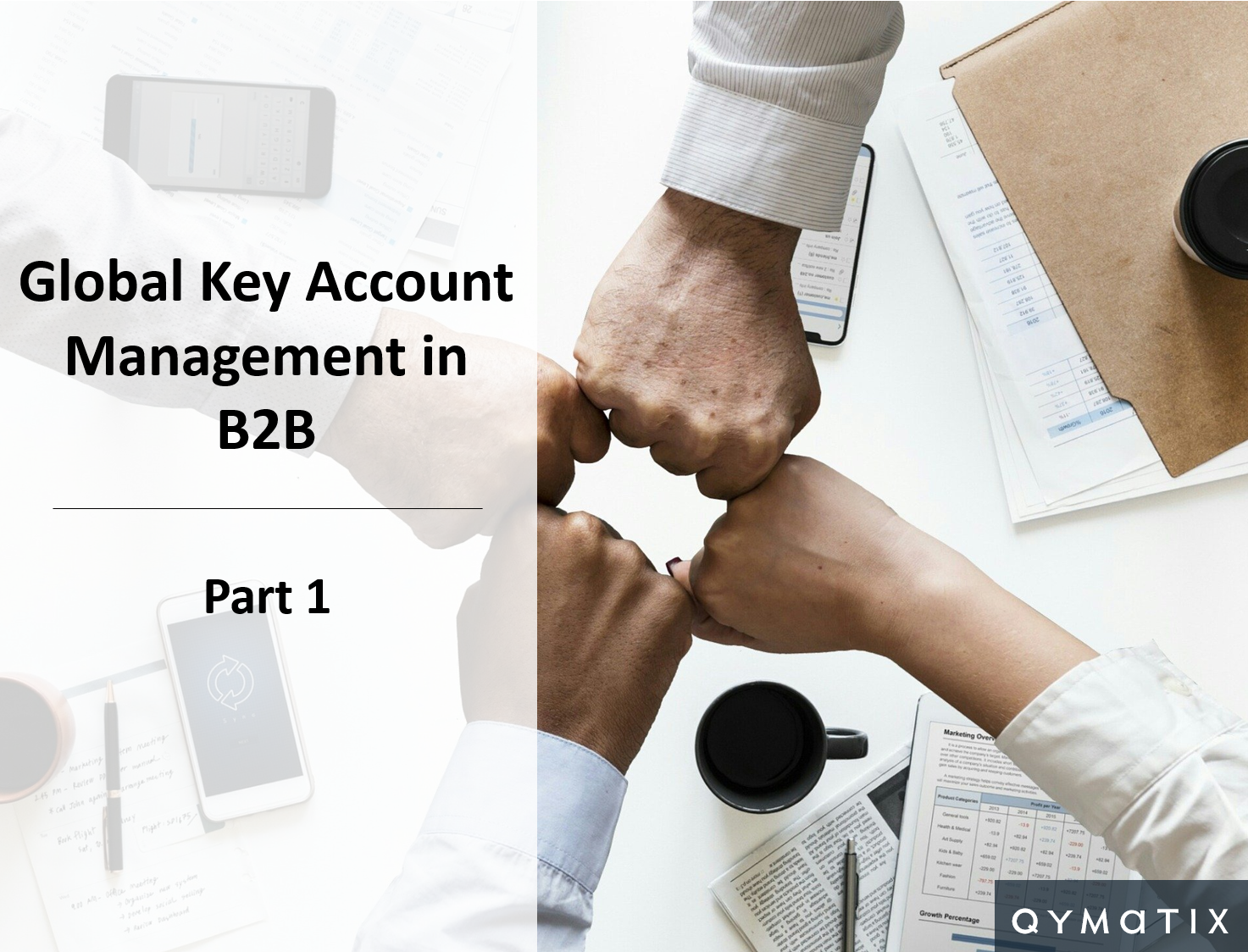 Global Key Account Management in B2B