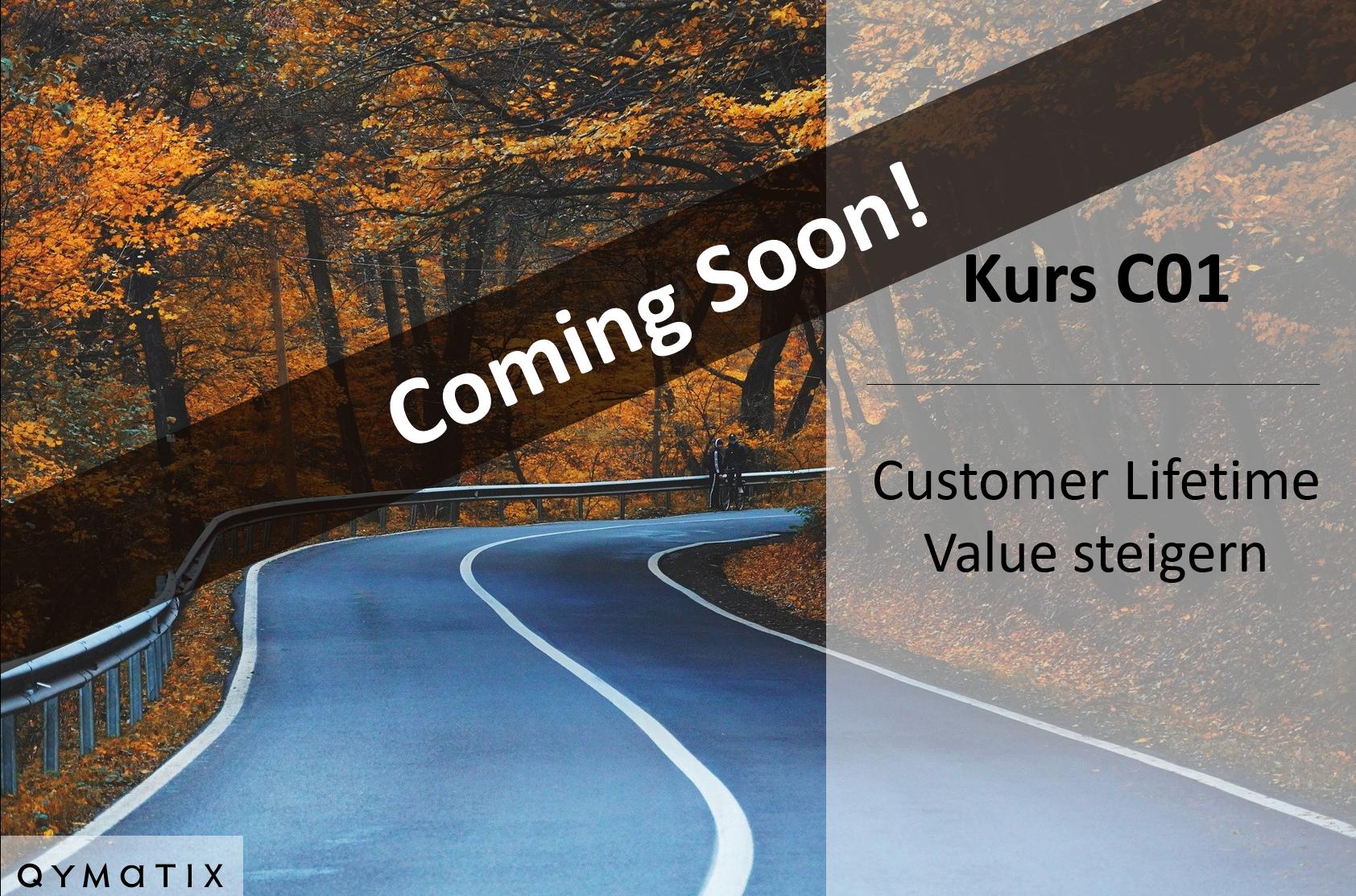Customer Lifetime Value steigern mit Predictive Analytics – C01