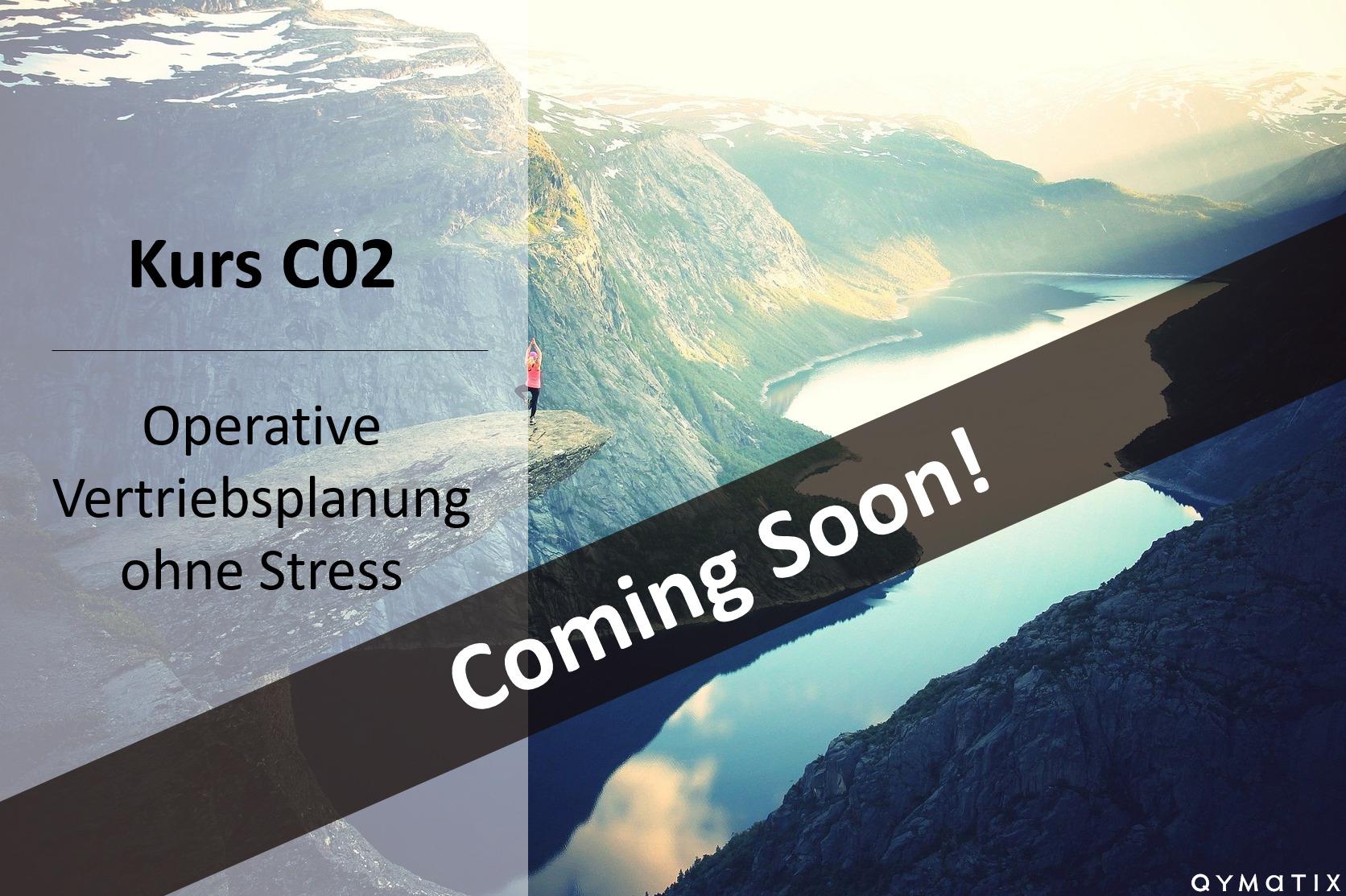 Operative Vertriebsplanung ohne Stress – C02