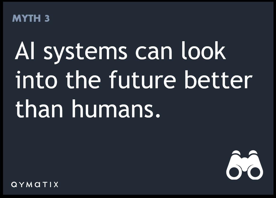 AI look into the future