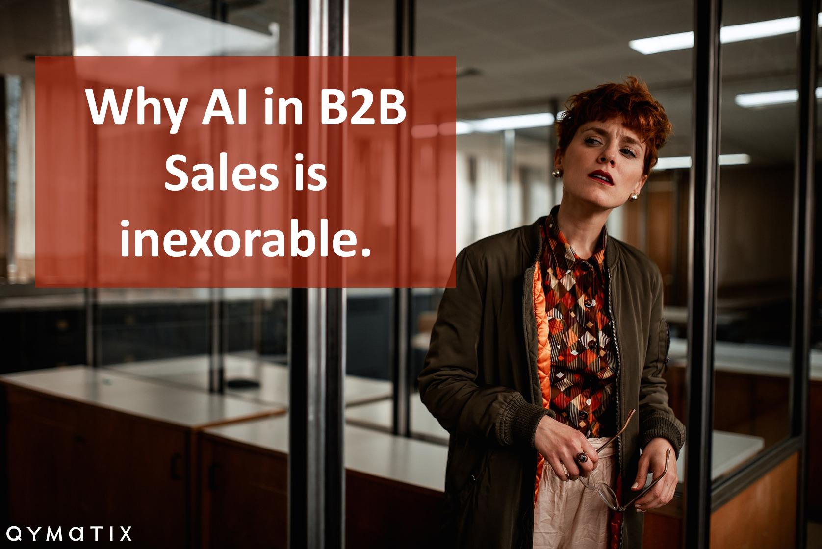Artificial Intelligence in B2B Sales