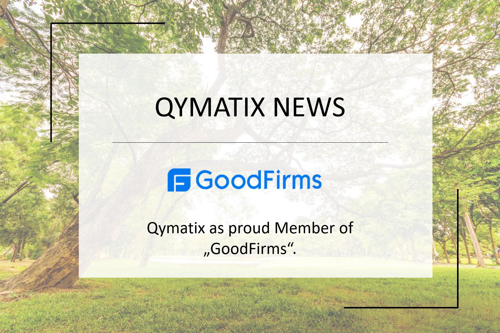 Qymatix News 2021