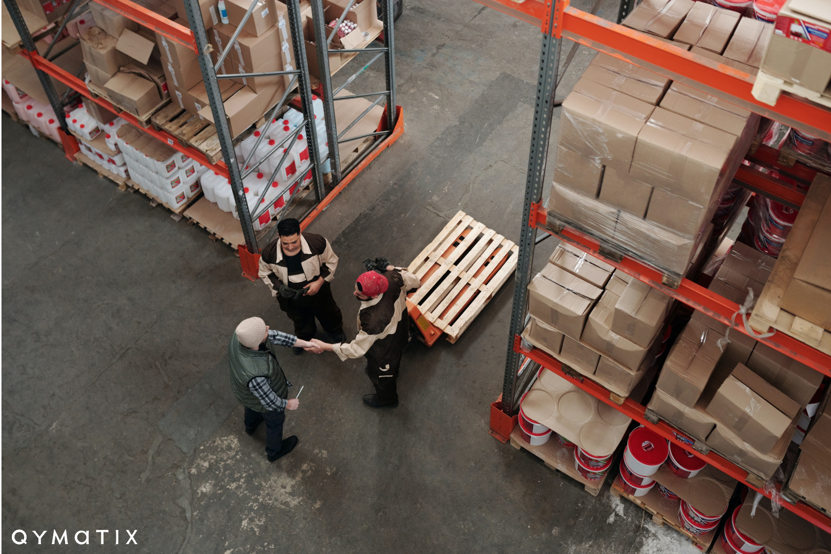 Future of industrial distribution
