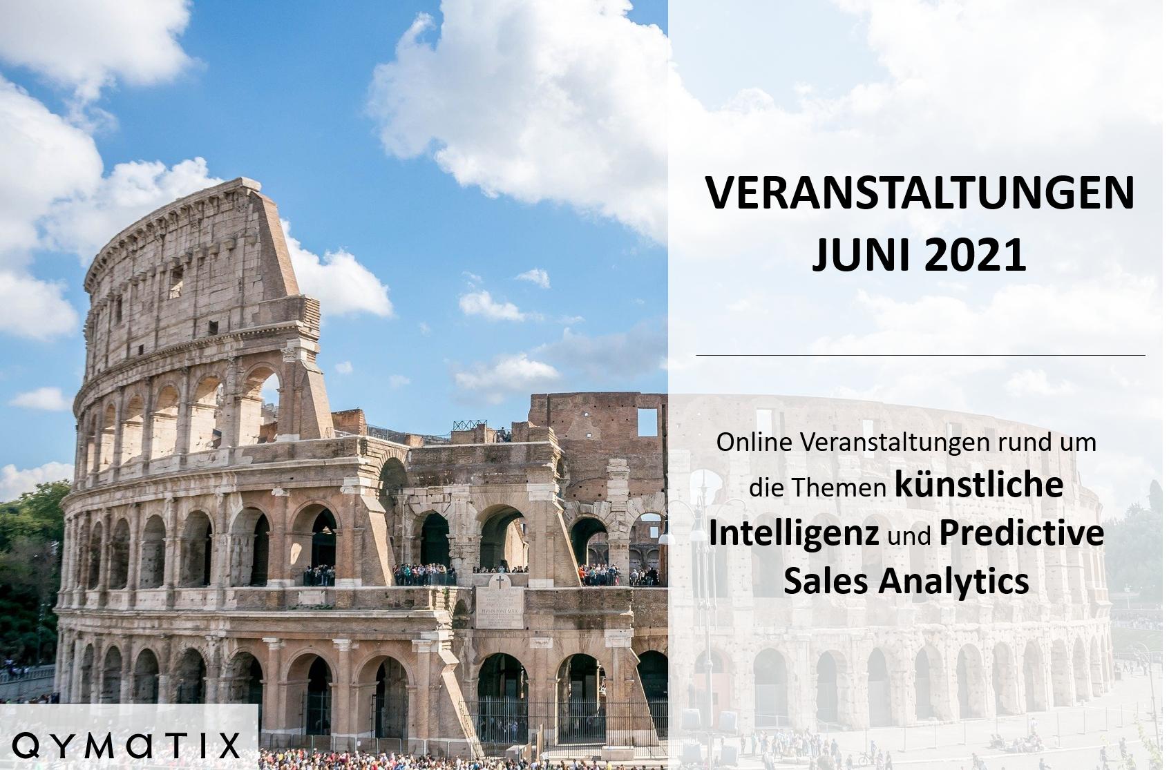 Online Veranstaltungen KI und Predictive Analytics